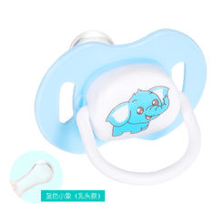 High Performance Newborn Baby Pacifier Skin Stays Drier Broken Proof