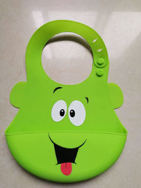 Silicone Disposable Bibs For Infants