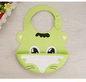 31.5cm X 21.5cm Baby Bibs With Button Closure
