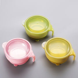 China Customized Color Cute Toddler Tableware Sets For Daily Safe Material distributor